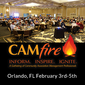 2016 TOPS CAMfire Conference