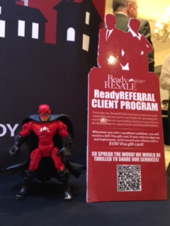2017 CAMfire AR Man and Referral Standee