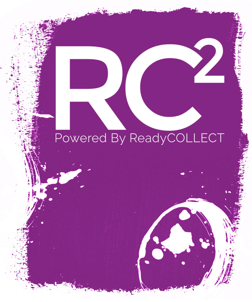RC2 Powered by ReadyCOLLECT Integrated Application Software Solutions for Law Firms and Attorneys Logo