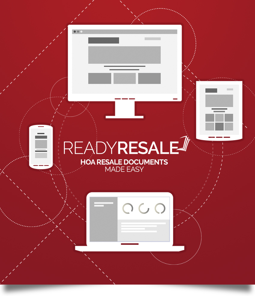 ReadyRESALE Web Based Document Automation Software for Management Companies