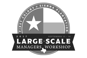 CAI's Large-Scale Managers Workshop