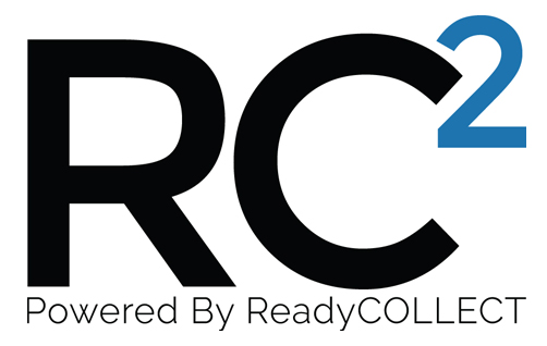 RC2 Powered by ReadyCOLLECT Logo