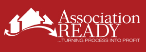 White or Reversed Logo for AssociationREADY
