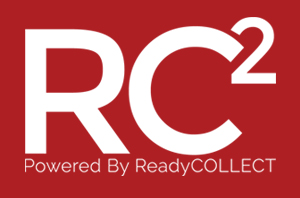 White or Reversed Logo for RC2 ReadyCOLLECT
