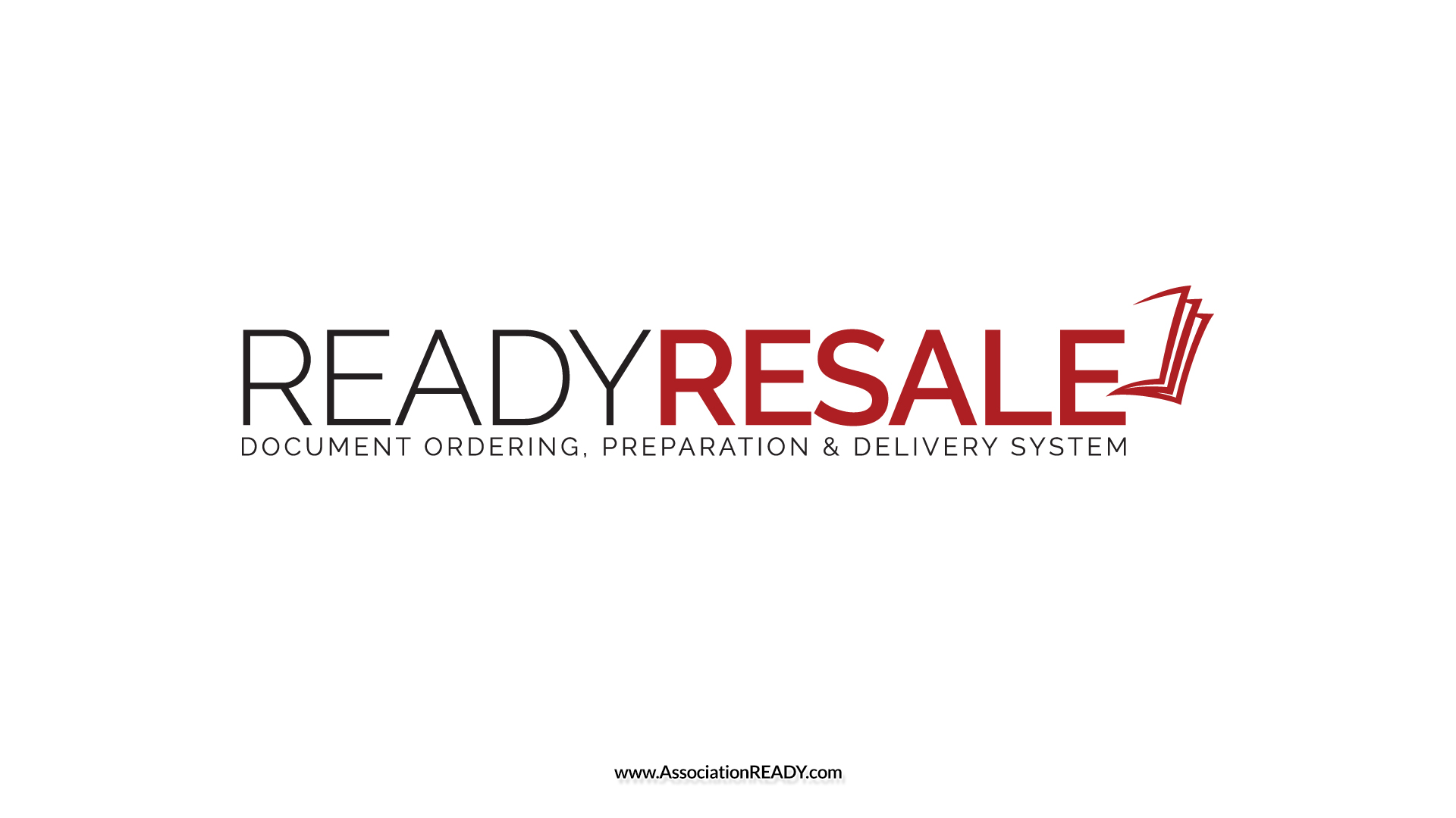 ReadyRESALE White Desktop WallPaper - Click to Download Larger Version
